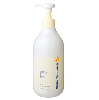 MAMA&KIDS Baby Milky Lotion 380ml Value Size