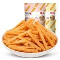 【中国直邮】百草味-薯条棒 吮指辣条味 薯条小零食 100g