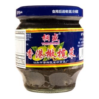 桐盛 香港橄榄菜 165g