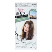 日本KAO花王 LIESE PRETTIA 泡沫染发剂 #优雅暗灰 单组入