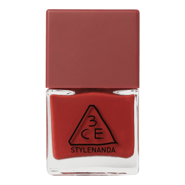 3CE MOOD RECIPE Long Lasting Nail Lacquer #RD07 10ml