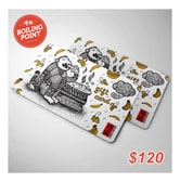 Boiling Point $120 Gift Card for Only $100
