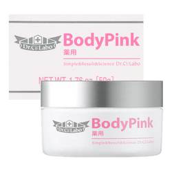 DR.CI:LABO Body Pink Cream 50g