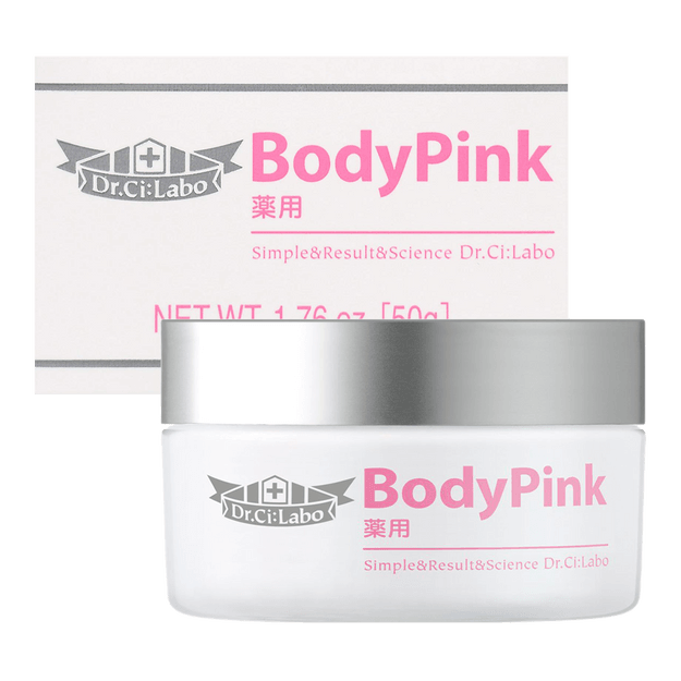 Product Detail - DR.CI:LABO Body Pink Cream 50g - image 0