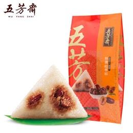 [中国直邮] WUFANGZHAI五芳斋新疆红枣粽子100克*2只嘉兴特产