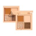 3CE Mini Multi Eye Color Palette #ALMOND FUDGE