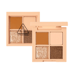 Mini Multi Eye Color Palette #ALMOND FUDGE