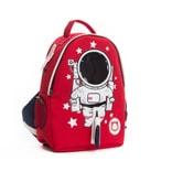 CATOPIA小小宇航员系列宠物猫旅行背包 #红色
