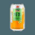 台湾汇竑国际 阿萨姆茶之乡 蜂蜜绿茶 340ml