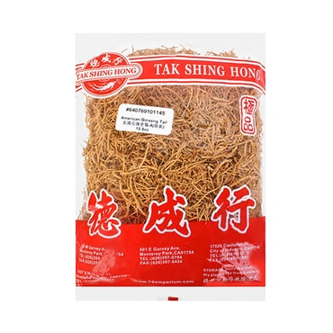 TAK SHING HONG American Ginseng Tail A 12oz