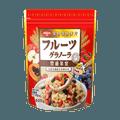 日本NISSIN日清 谷物脆水果麦片 椰子风味 早餐即食代餐 500g