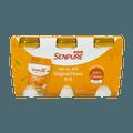 香飘飘 椰果系列 原味奶茶 80g*3连杯 包装随机发送