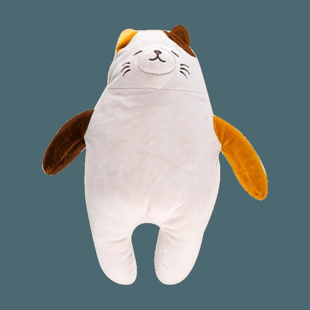 商品详情 - 名创优品Miniso 猫咪系列 站姿毛绒公仔 - image  0