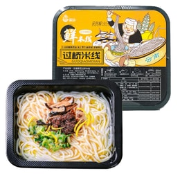 MANWAN GUANRENQIAO Chrysanthemum Cross Bridge Rice Noodle 356g