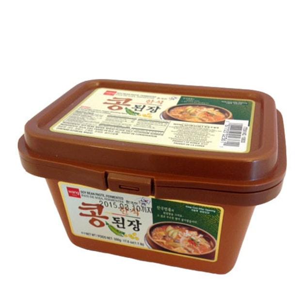 Product Detail - WANG Korean Miso Soup Base 500g - image  0
