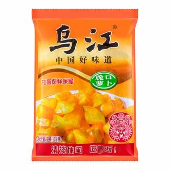 乌江涪陵榨菜 中国好味道 脆口萝卜 175g