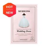 韩国MERBLISS婚纱茉贝丽思 美白提亮补水保湿面膜 单片入