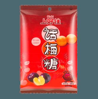 OISHI上好佳 话梅糖 100g