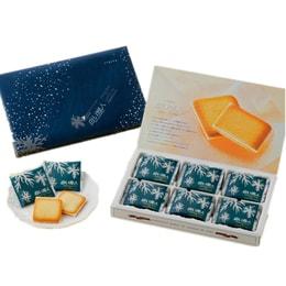 JAPAN ISHIYA White Chocolate Cookies 18pc