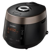 Cuckoo Electric Heating Pressure Rice Cooker CRP-P1009SB