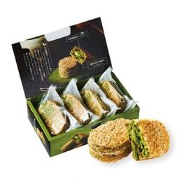 JAPAN PABLO Match Cheese Sandwich Cake 4pc