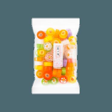 日本TAIKI HANA-KOMON水晶糖果 150g