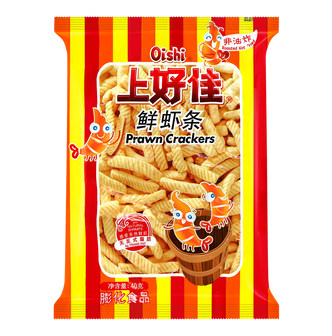 OISHI Prawn Crackers 40g