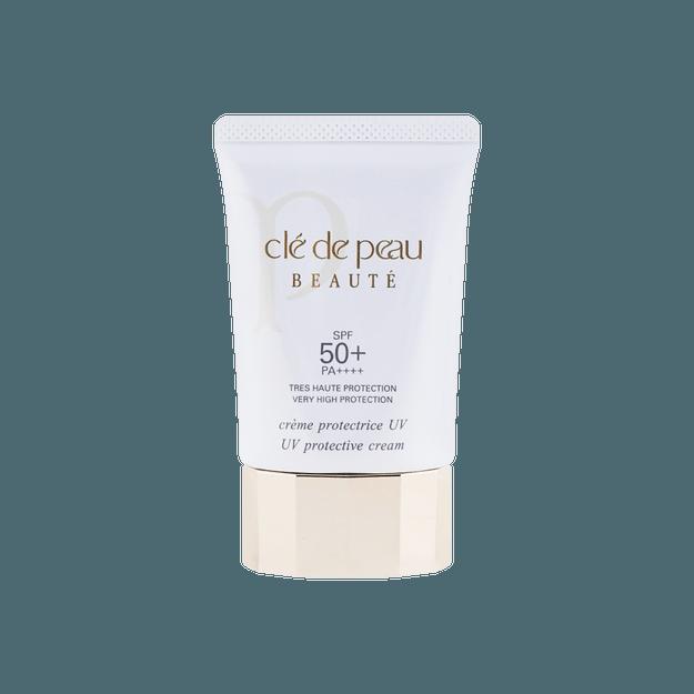 商品详情 - 日本CLE DE PEAU BEAUTE CPB肌肤之钥 全效修护细胞防晒乳霜 SPF50+ PA++++ 50g - image  0