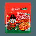 SAMYANG Hot Chicken Flavored Ramen- KimchiI 135g*5