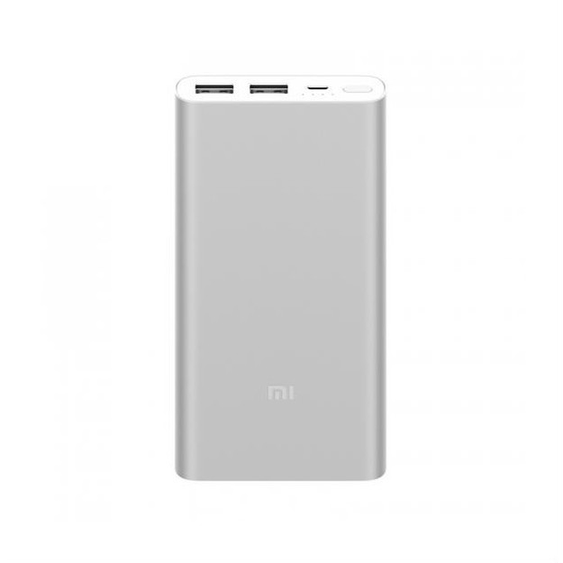 XIAOMI Power Bank 2 (10000mAh) #Silver
