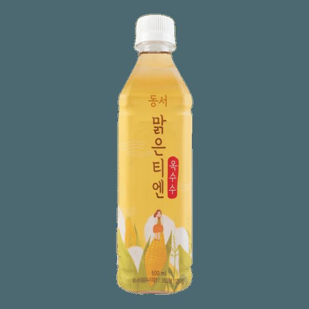 商品详情 - 韩国东西清田 玉米茶 消除水肿 500ml - image  0