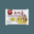 【冷冻】李先生 鳕鱼海苔蒸饺 345g 高品质美味