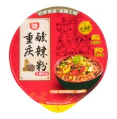 BAIJIA ChongQing Sour Spicy Instant Noodle 85g