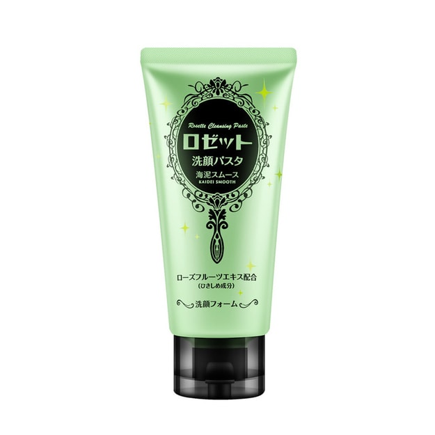 Product Detail - ROSETTE Sea Mud Cleanser 120g @Cosme Award No.1 - image  0