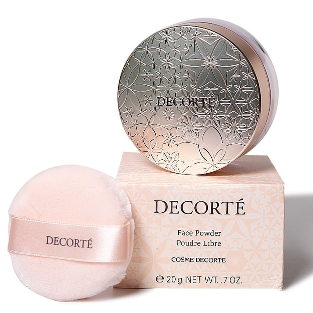 Product Detail - COSME DECORTE AQMW  FACE POWDER #80 - image 0