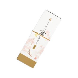 MAMEYA-BANKYU Sakura Golden Castella Cake 1pc