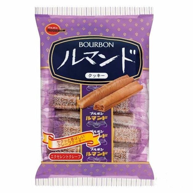 Product Detail - JAPAN BOURBON  Crepe Cookies 88g - image 0