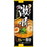 【日本直邮】日本五木激情咖喱猪骨拉面一人份 115g