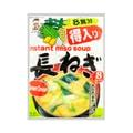 日本神州一味噌 速冲即食御葱味噌汤 8袋入