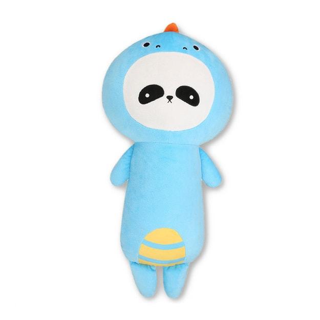 商品详情 - 中国专线直邮 时效5-12天RAMBLE 动物卡通可爱汽车安全带套休息睡眠安全带安全枕头 酷熊猫1件 - image  0