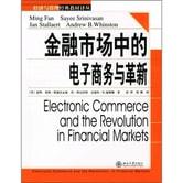 金融学精选教材译丛·金融市场中的电子商务与革新(第1版)