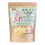YUMEI Yam Chips Snacks Cucumber Flavor 100g