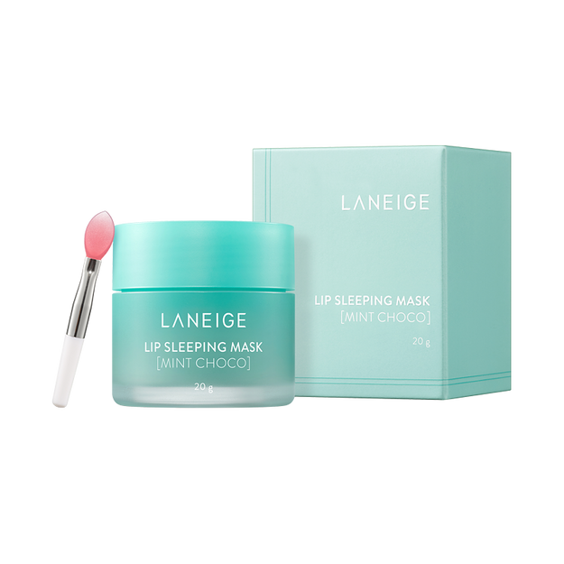 Product Detail - LANEIGE Lip Sleeping Mask #Mint Choco 20g - image 0