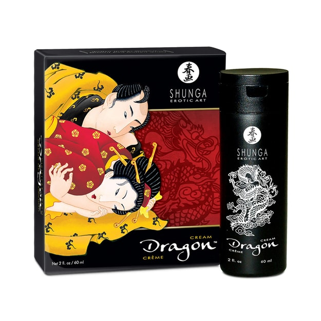 Product Detail - SHUNGA Dragon Virility Cream #60ml - image 0