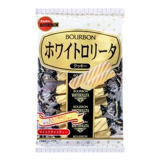 日本BOURBON波路梦 芝士奶油白酥条 99g