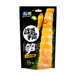 YUMEI Bamboo Shoots Pickled Pepper Flavor 100g