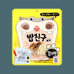 韩国OTTOGI不倒翁 日式拌饭料 紫菜味 33.3g