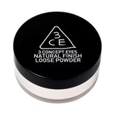 3CE Natural Finish Loose Powder #001