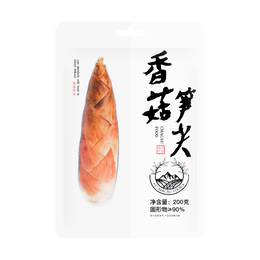 Snacked bamboo shoot(pickle pepper)