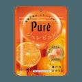 KANRO 维他命C爱心软糖 濑户内橘子味 66g
